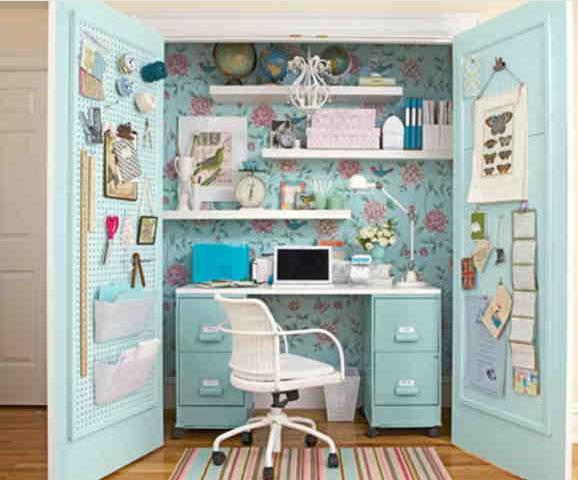 Küçük Odalar İçin Dekorasyon 2014