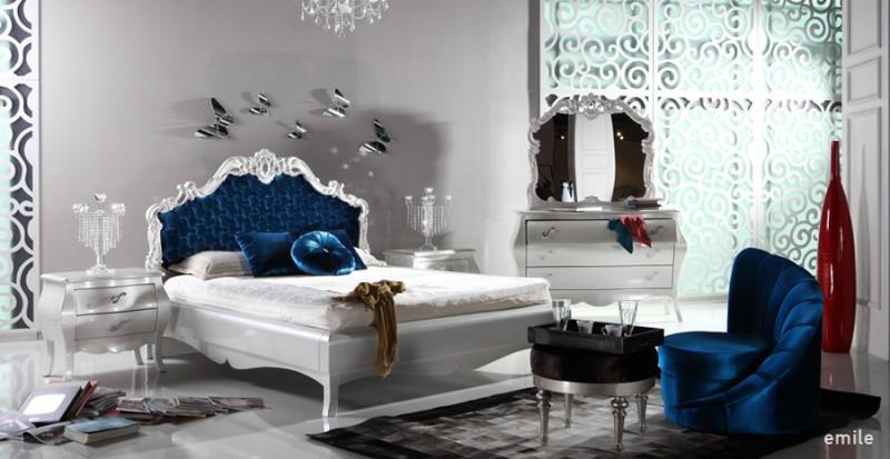 2014 Dekorasyonunda Yatak Odası Modası