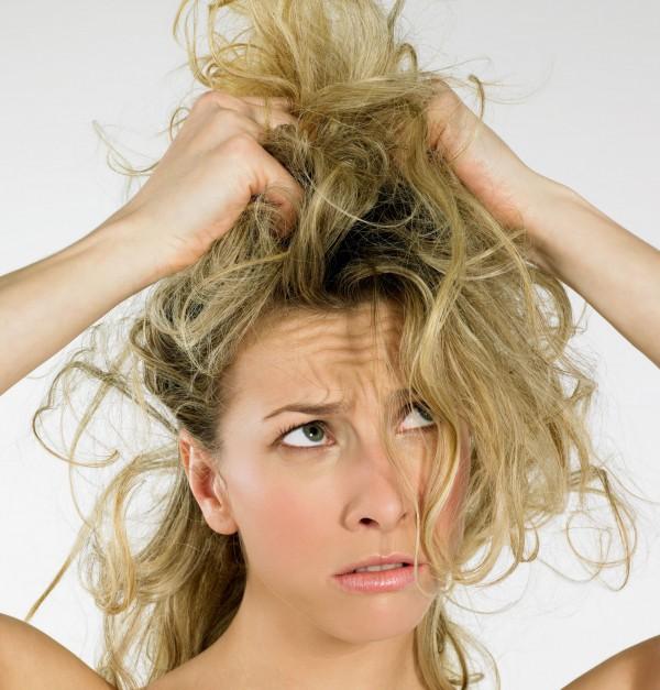 yağlı saç bakımı