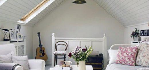 Çatı katı dekorasyonuÇatı katı dekorasyonu
