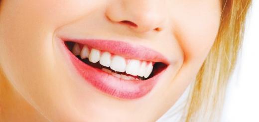 Dişlerdeki Lekeler
