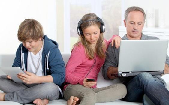 Teknoloji Aileyi Bitiriyor