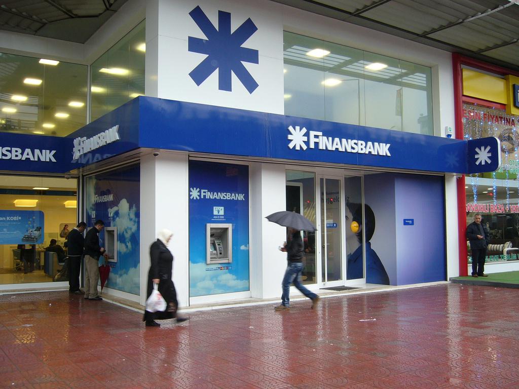 Finansbank Şubeleri