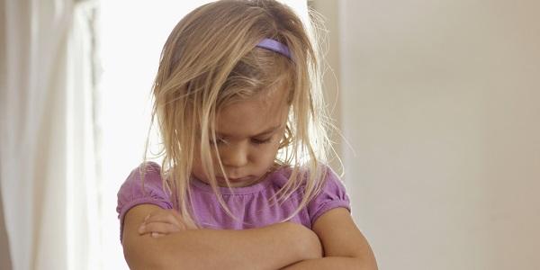 Stubbornness in children