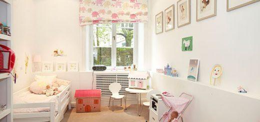 çocuk odası düzeni