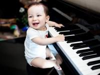çocuk ve müzik
