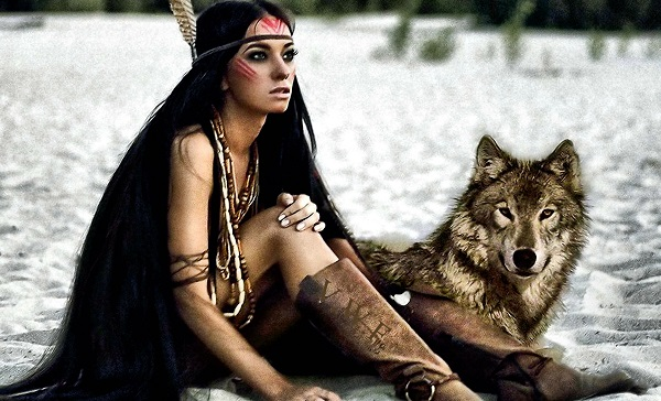 Amerika yerlileri