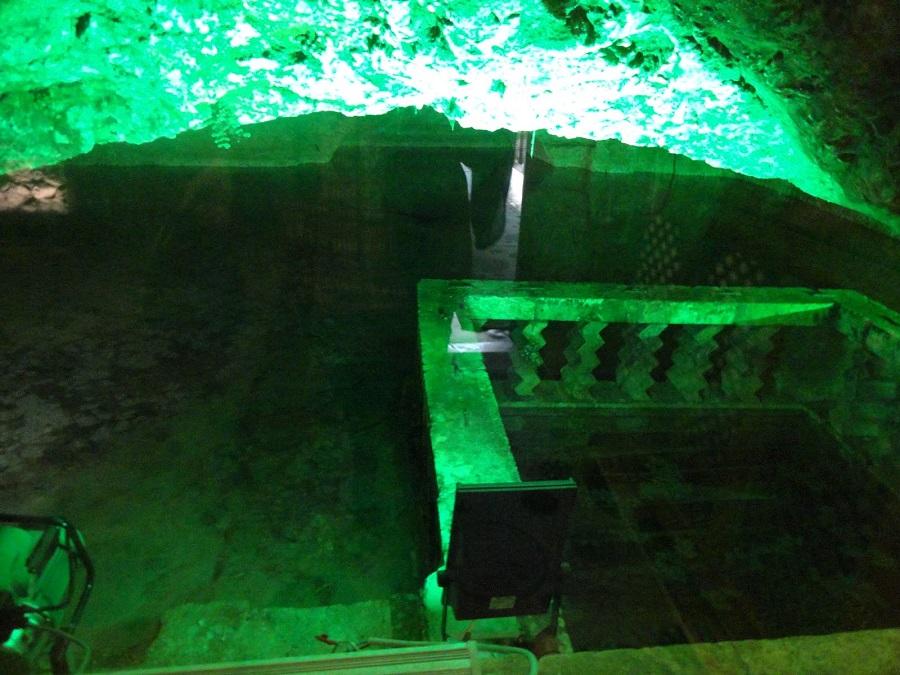 Hz İbrahimın doğduğu mağara