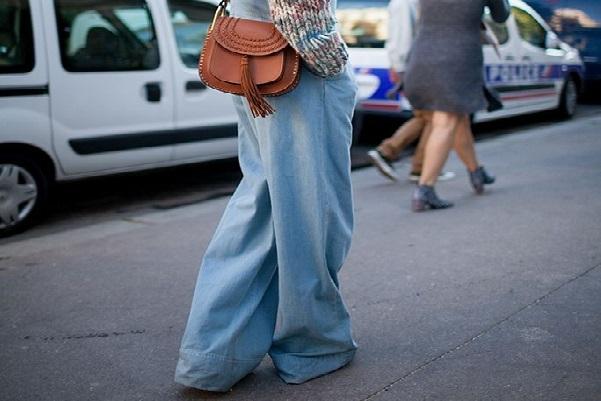 oversized pantol